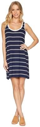 BB Dakota Vivanna Striped Knit Tank Dress Women's Dress