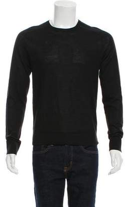 Balenciaga Wool Crew Neck Sweater