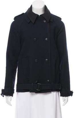 A.L.C. Double-Breasted Wool Jacket w/ Tags