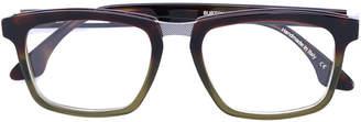 Oliver Goldsmith 'Burton' square frame glasses