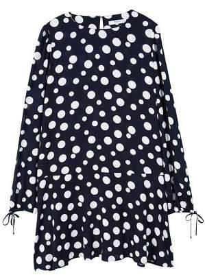 MANGO Sleeve detail dress