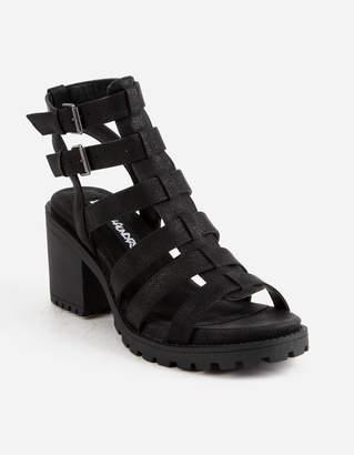 Chinese Laundry Fun Stuff Womens Heeled Sandals