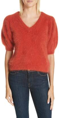 Ulla Johnson Aries Puff Sleeve Sweater