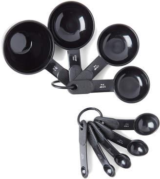 KitchenAid Black Measuring Cup & Spoon Set