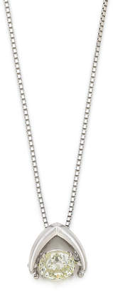 Oriental Diamond プラチナ900ダンシングストーン ダイヤモンドネックレス プラチナ
