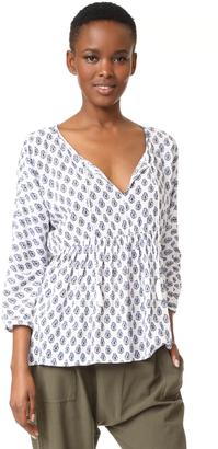 Soft Joie Ulyana Blouse $168 thestylecure.com