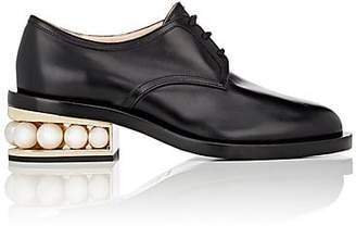 Nicholas Kirkwood Women's Casati Leather Oxfords - Black