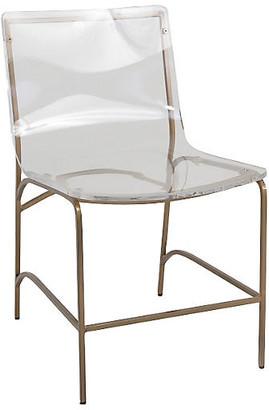 Penelope Acrylic Side Chair - Gabby
