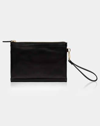 Olivia Clutch with Built-In Phone Charger