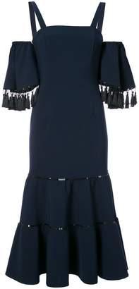 Sachin + Babi Hafiz dress