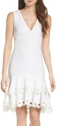 Women's Shoshanna Cooper Tiered Dress $429 thestylecure.com