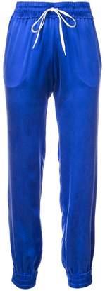 Amiri side stripe track pants