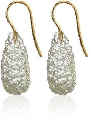 McFarlane Fine Jewellery - Laser Cut Prasiolite Earrings