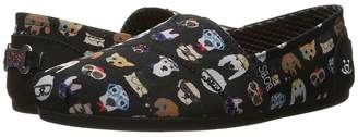 BOBS from SKECHERS Bobs Plush - Pup Smarts Women's Slip on Shoes