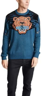 Kenzo Claw Tiger Sweater