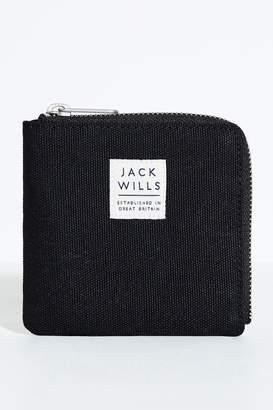 Jack Wills Kepson Zip Wallet