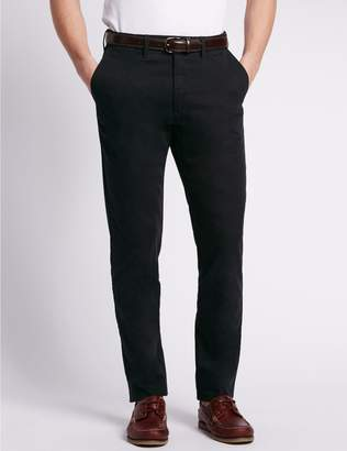 Marks and Spencer Slim Fit Chinos with Stormwear