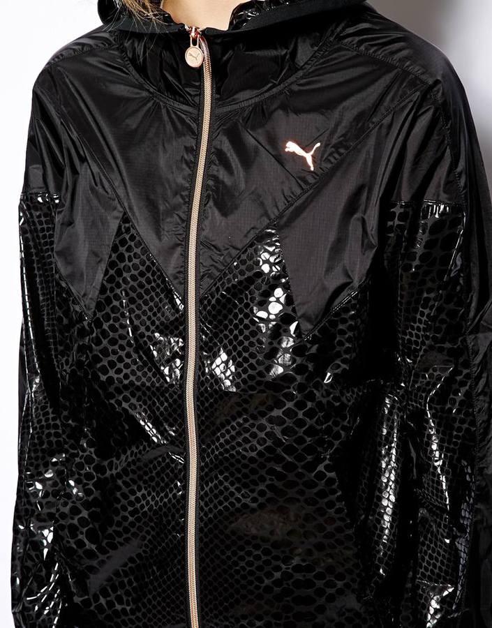 Puma Snake Effect Jacket