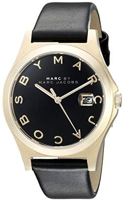 Marc by Marc Jacobs Women's MBM1357 Analog Display Analog Quartz Watch
