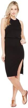 Culture Phit Bisette Sleeveless Midi Dress with Side Slit Women's Dress