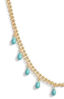 Argentovivo Enamel Double Layer Necklace
