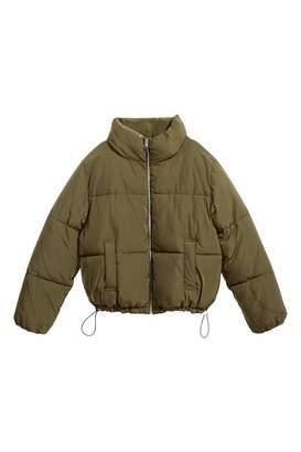 H&M Padded Jacket - Black - Women