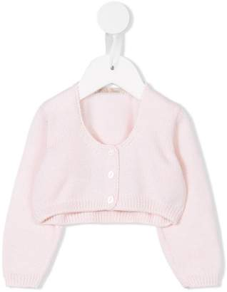 Little Bear cropped cardigan