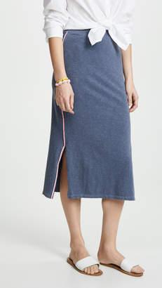Sundry Slit Skirt