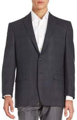 Lauren Ralph Lauren Classic Fit Crosshatch Sportcoat