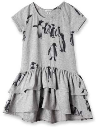 Art & Eden Penquin Peplum Dress