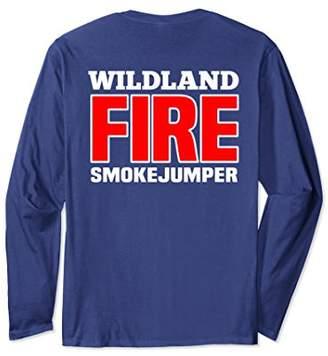 Wildland Smokejumper Fire Rescue Department Shirt Fireman