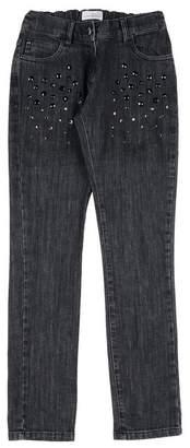 Ermanno Scervino GIRL Denim trousers