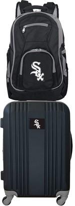Chicago White Sox Wheeled Carry-On Luggage & Backpack Set
