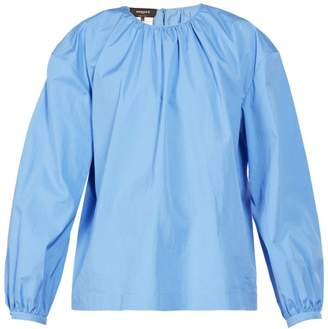 0549b14640a Powder Blue Tops - ShopStyle UK