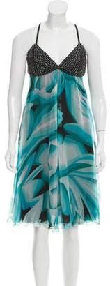 Missoni Embellished Silk Dress