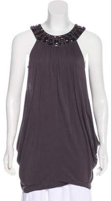 Ted Baker Sleeveless Embellished Top