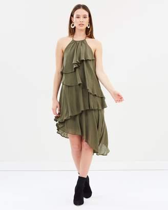 Vero Moda Felice Sleeveless Low Back Dress