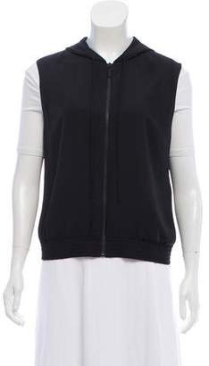 Elizabeth and James Hooded Casual Vest