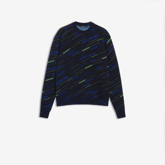 7d291edc0620cd Mens Green Striped Sweater - ShopStyle UK