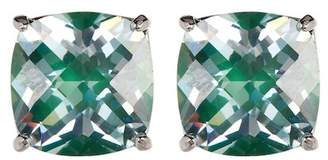 Vince Camuto Enamel Coated CZ Stud Earrings