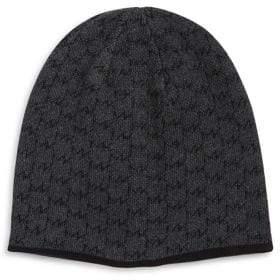 Michael Kors Reversible Knit Beanie