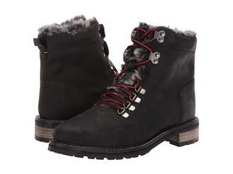 Joules Leather Hiker Boot