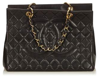 Chanel Vintage Lambskin Timeless Tote