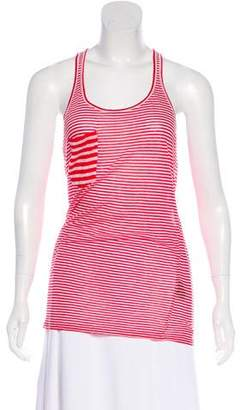Etoile Isabel Marant Striped Sleeveless Top
