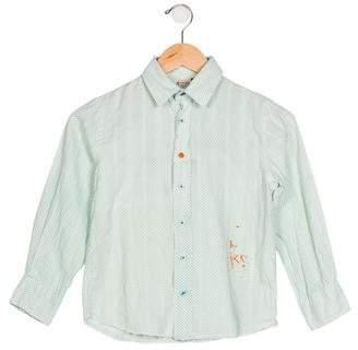 Ikks Boys' Printed Shirt