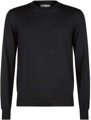 Brioni Lightweight Crew Neck Sweater