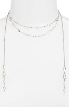 Women's Kendra Scott Emelina Wrap Necklace $125 thestylecure.com