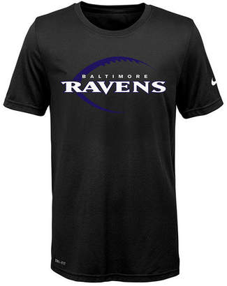 Nike Nfl Legend Baltimore Ravens T-Shirt, Little Boys(4-7) $25 thestylecure.com
