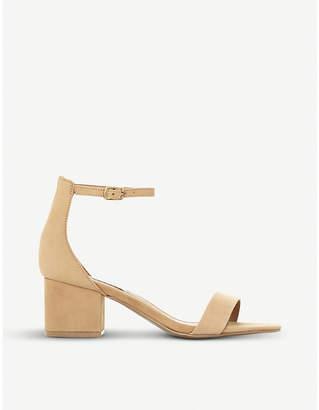 Steve Madden Irenee suede heeled sandals