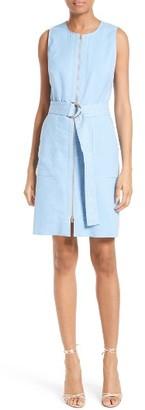 Women's Diane Von Furstenberg A-Line Dress $398 thestylecure.com